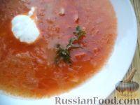 Фото к рецепту: Щи из квашеной капусты с мясом (без картофеля!!)