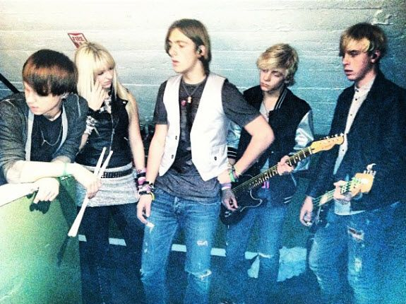 r5 family band | Banda R5