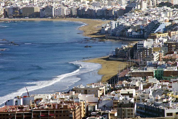 Las Canteras. Las Palmas de G.C. Imagen de C.S.