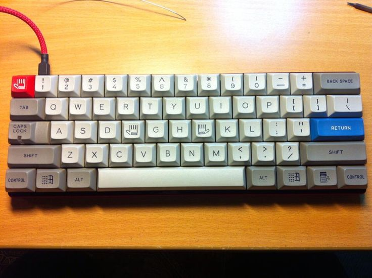 Vietnamese Custom #60keyboard - DSA WYSE Keyset made by OTD