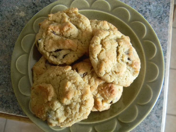 So, I took the liberty of trying to solve my own baby cereal issue by making cookies with them. I get a lot of free baby cereal from WIC, and as much as I appreciate that they give it to me, my dau...