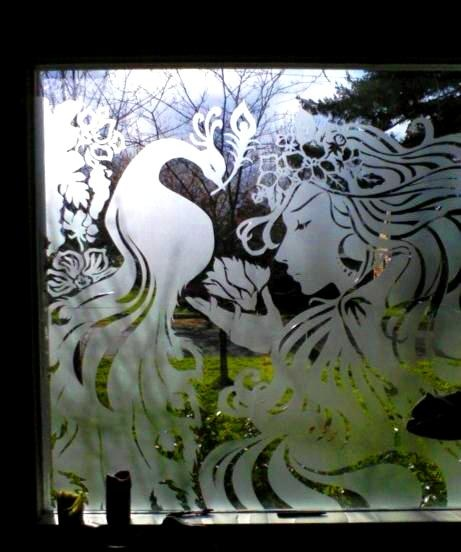 Transom Windows A Useful Design Element: 46 Best Images About Etched Windows On Pinterest