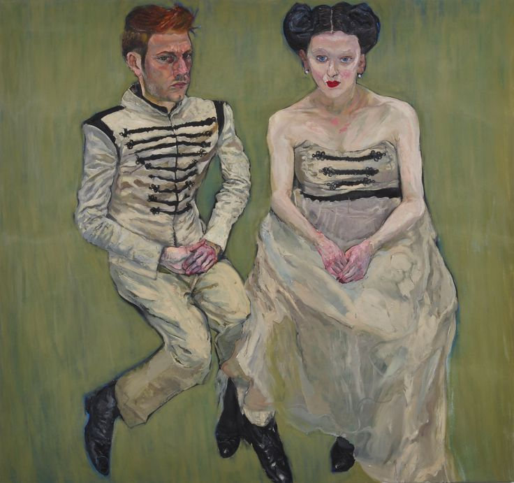 Rodolfo Villaplana - Paul and Nora, 2013