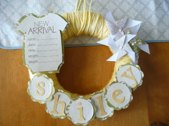Trying to find wreath for hospital door.  What do you think? @Bayleigh Murray