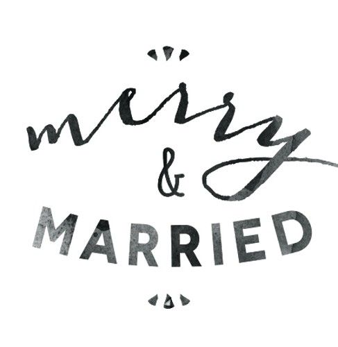 perfect wording for a newlywed christmas card