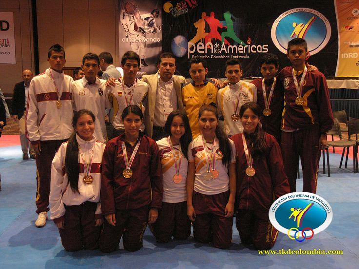 los tolimenses brillaron no solo por sus medallas, que gran participación.