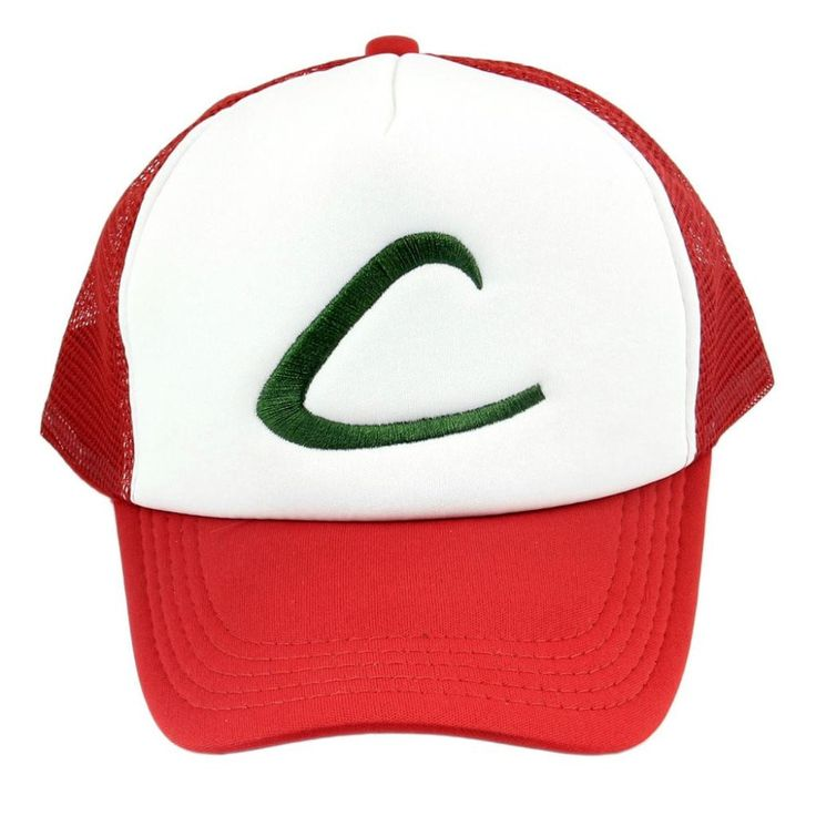 In the Pokemon anime, Ash usually turns his hat the other way round when he gets serious - an indication of his upcoming badass. Here's an exact replica of Ash Ketchum's trademark hat! Made of durable
