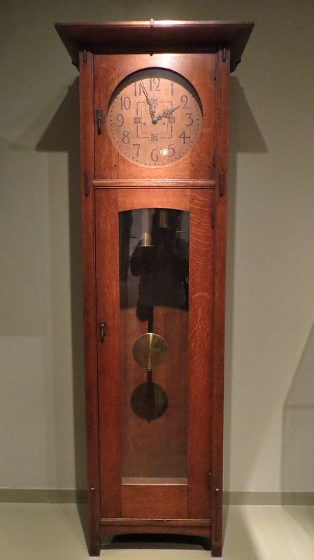 Tall Case Clock L & J.G. Stickley