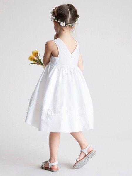 Collection cortege Cyrillus 2015 l Robe demoiselle honneur fillette 49,90 euros l La Fiancée du Panda blog Mariage et Lifestyle #cortege #Cyrillus