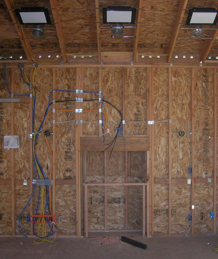 Home Theater Prewire - Mw Home Wiring