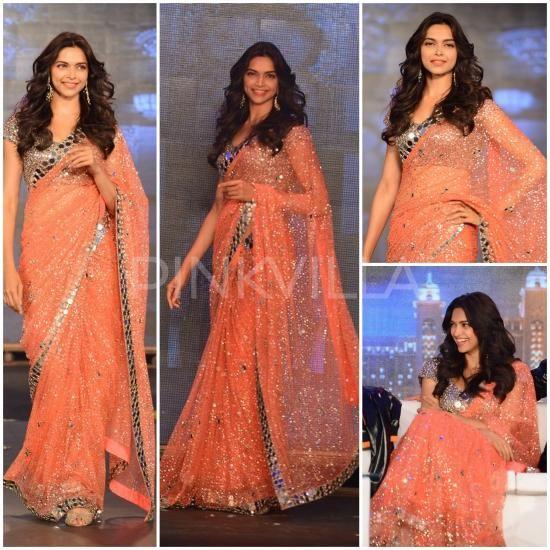 Deepika Padukone in Manish Malhotra