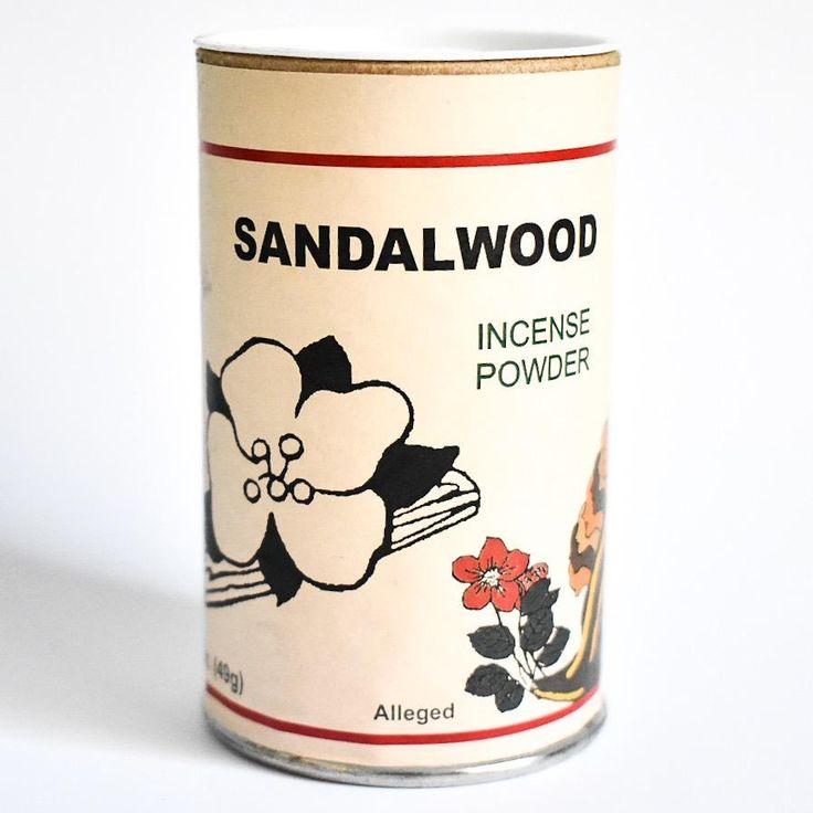 Sandalwood Incense Powder