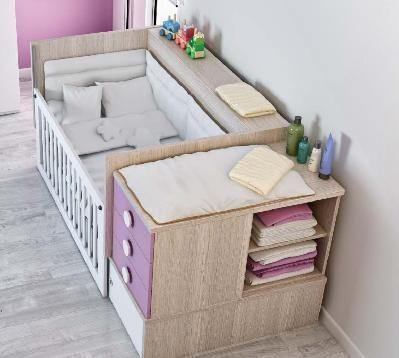 Mejores 32 imágenes de Habitación de Bebes en Pinterest | Modulos ...