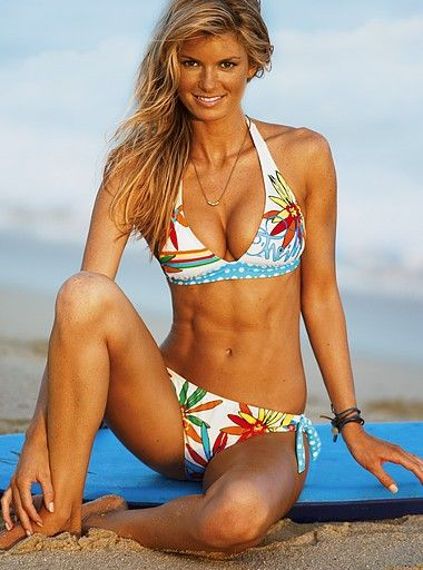 Build Marisa Miller caliber abs with this brand new, challenging abs workout plan.