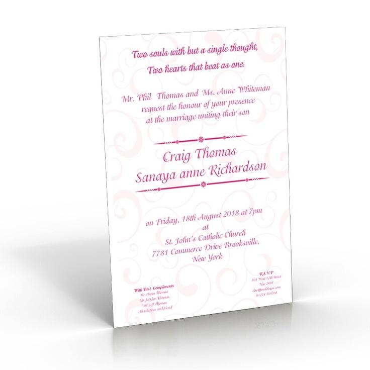 81 best Amazing Wedding Cards images on Pinterest Wedding cards