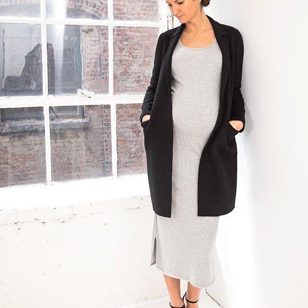 Fashion forward maternity rental dresses