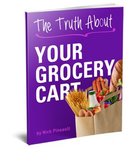 """There's no doubt shopping for REAL fat burning foods can be a complete nightmare. After all, most grocery stores market and advertise fake """"Franken-Foods"""" as being healthy. In this guide, you'll learn precisely WHAT foods you need to put in your grocery cart every week when you're shopping so you'll always be eating the best fat burning foods."""