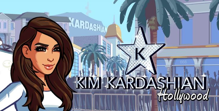 Kim Kardashian: Hollywood Game played by all members of youth I have spoken to.