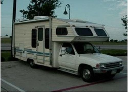 1990 Odyssey Texas Class C RV MOTORHOMES FOR SALE