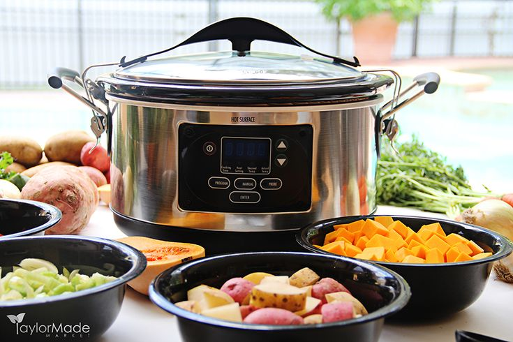 Im excited to partner with Hamilton Beach because one lucky reader is going to win their very ownSet & Forget® Programmable Slow Cooker.I LOVE this slow cooker.. First For the obvious, Set & Forget part.. Do you know how many times I have burned food in my slow cooker because I…