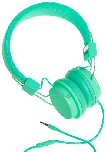 mint green headphones... I need these