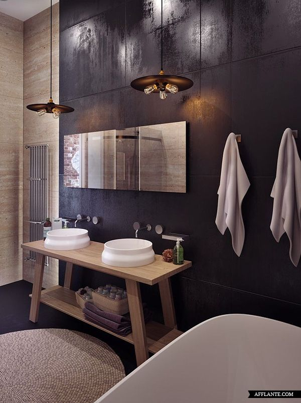 bathroom | penthouse | by sergey makhno workshop
