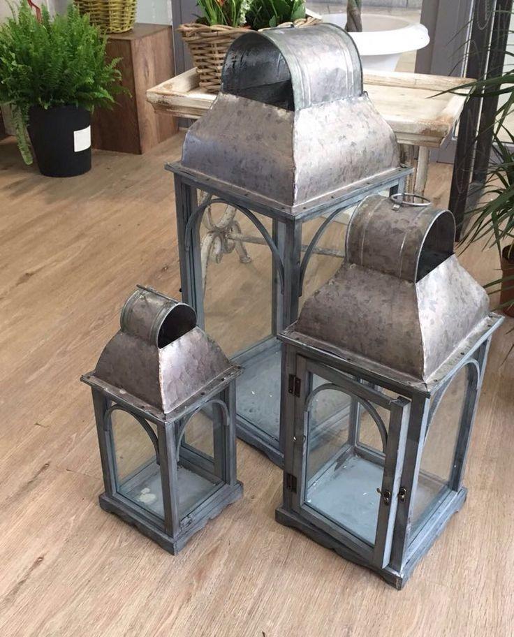 Non solo portacandele..le nostre lanterne possono essere anche originali portafiori! Le immaginate con delle piante grasse?! Noi si 😍Puoi acquistarle tramite il nostro sito.