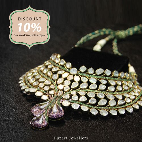 Timeless and Exquisite Diamond Jewelry From PUNEET JEWELERS!!  Check Offer @ ShopIN deal :