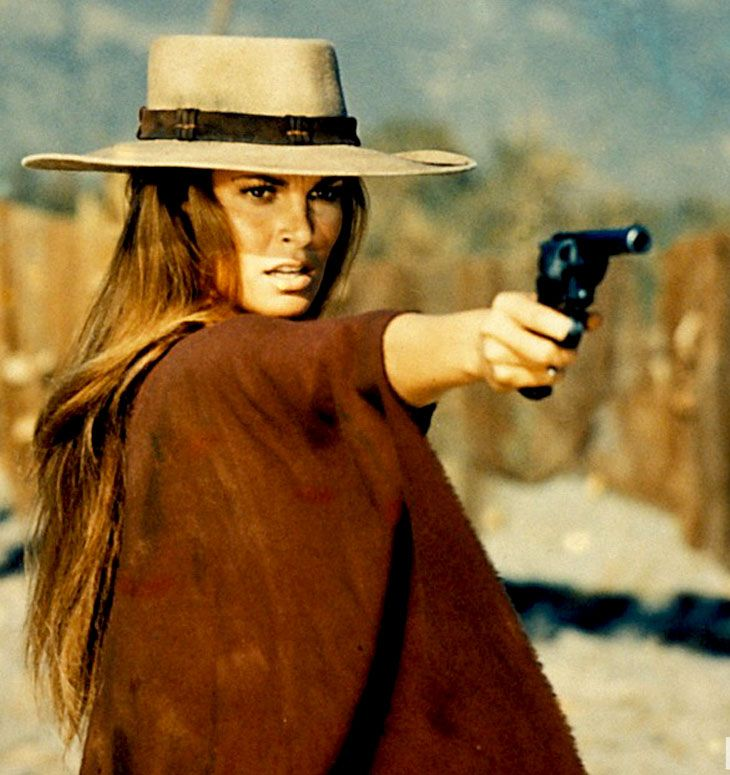 Hannie Caulder:  One of the many pestiferous movies that Raquel Welch's beautiful and sexy presence couldn't save.