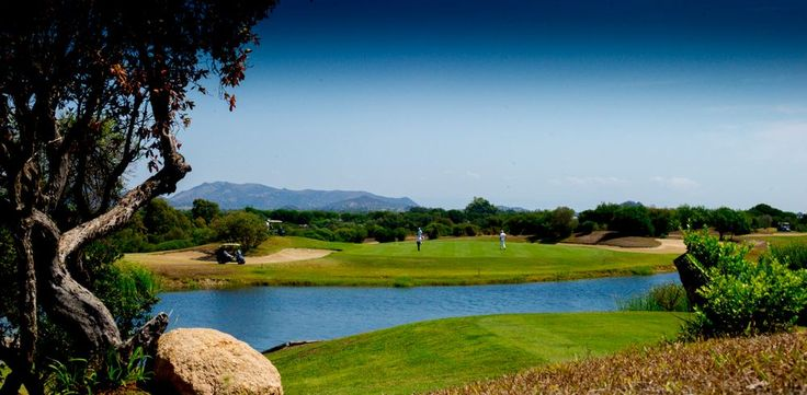 August 17th - Forte Village Golf Cup @ Is Molas