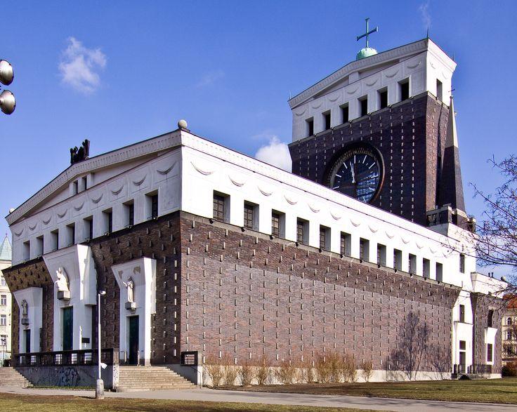 Kostel sv. Jiří na Vinohradech