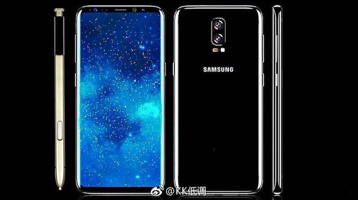 galaxy-note-2 Samsung Galaxy Note 8 empieza a mostrar primeros cambios
