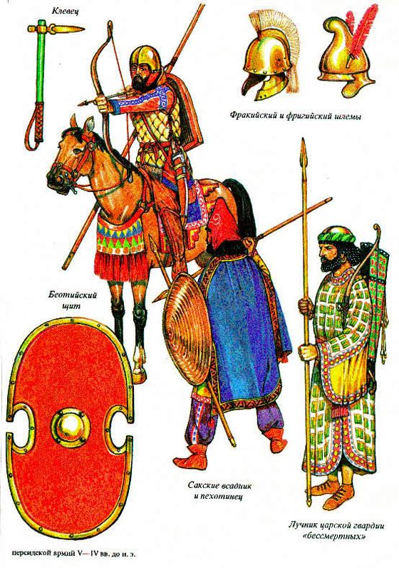 greek and persian armaments a comparison Greek and persian armaments: a comparison greek and persian civilizations have both left a lasting impression on the modern world with their political.
