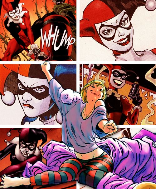 Harleen Quinzel   Harley Quinn