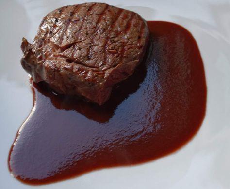 Rotweinsauce – die perfekte   – Soße