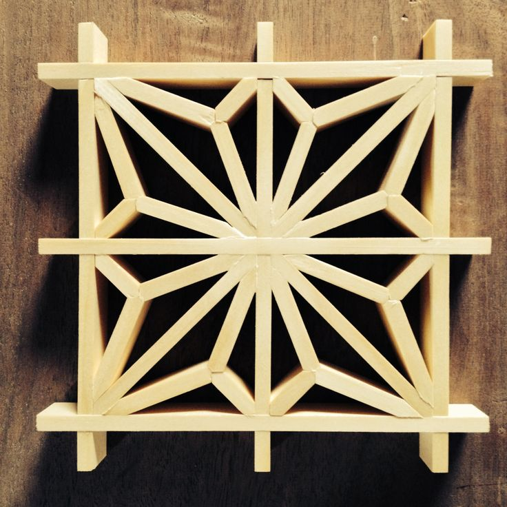 Kumiko woodworking - Google Search