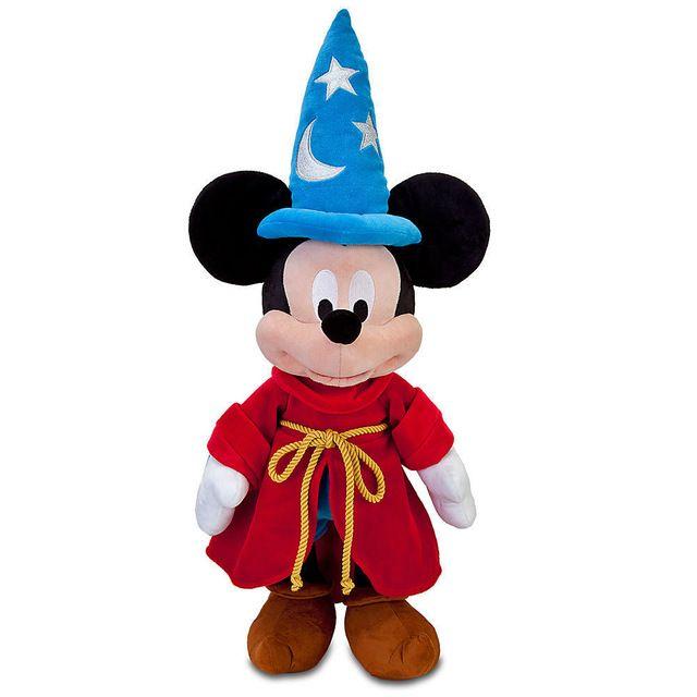 """"""" Minie Mickey Mouse juguetes calientes """" 35 CM juguete del bebé Fantasia mago muñecos de peluche juguetes de peluche para las niñas brinquedo regalos de los niños"""