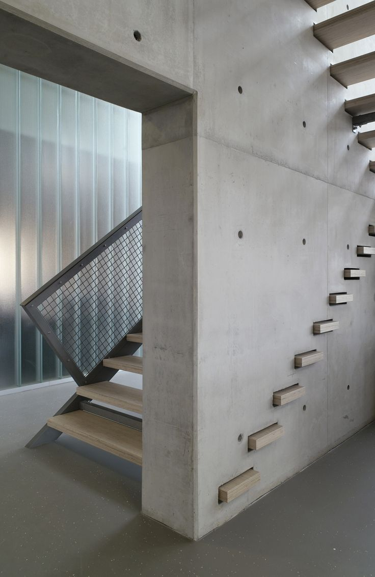 we love these 1m2 stairs, they fit into every interior #EeStairs