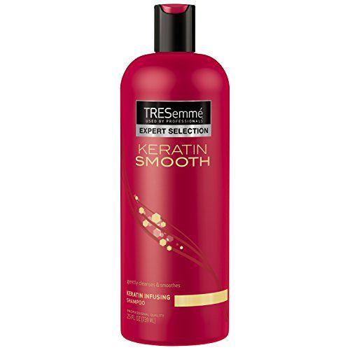 tresemme shampoo for silky hair
