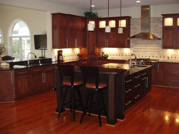 Contemporary KitchenContemporary Kitchens, Cozy Kitchens, Kitchens Features