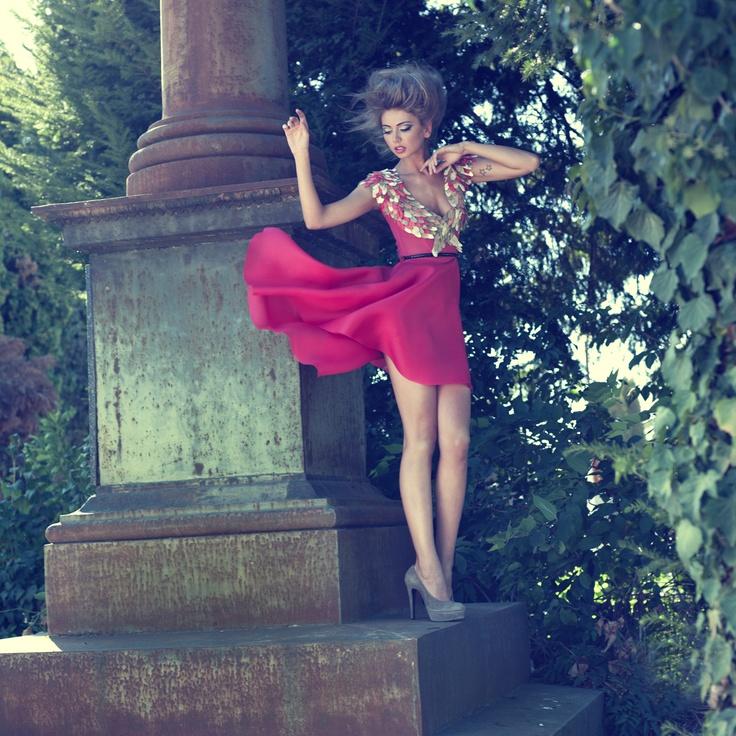 dress - Diana Miculit