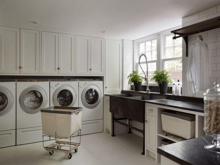 196 0 best laundry mud room images on pinterest - Large laundry room ideas ...