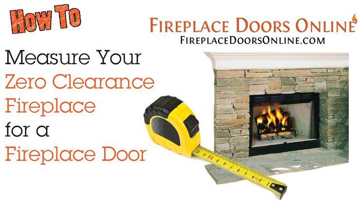Best 25 Zero Clearance Fireplace Ideas On Pinterest