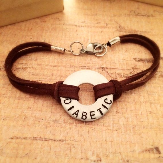Medical Alert Bracelet Medical ID Bracelet by BraceletsbyLinda