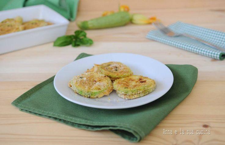 Bocconcini di zucchine
