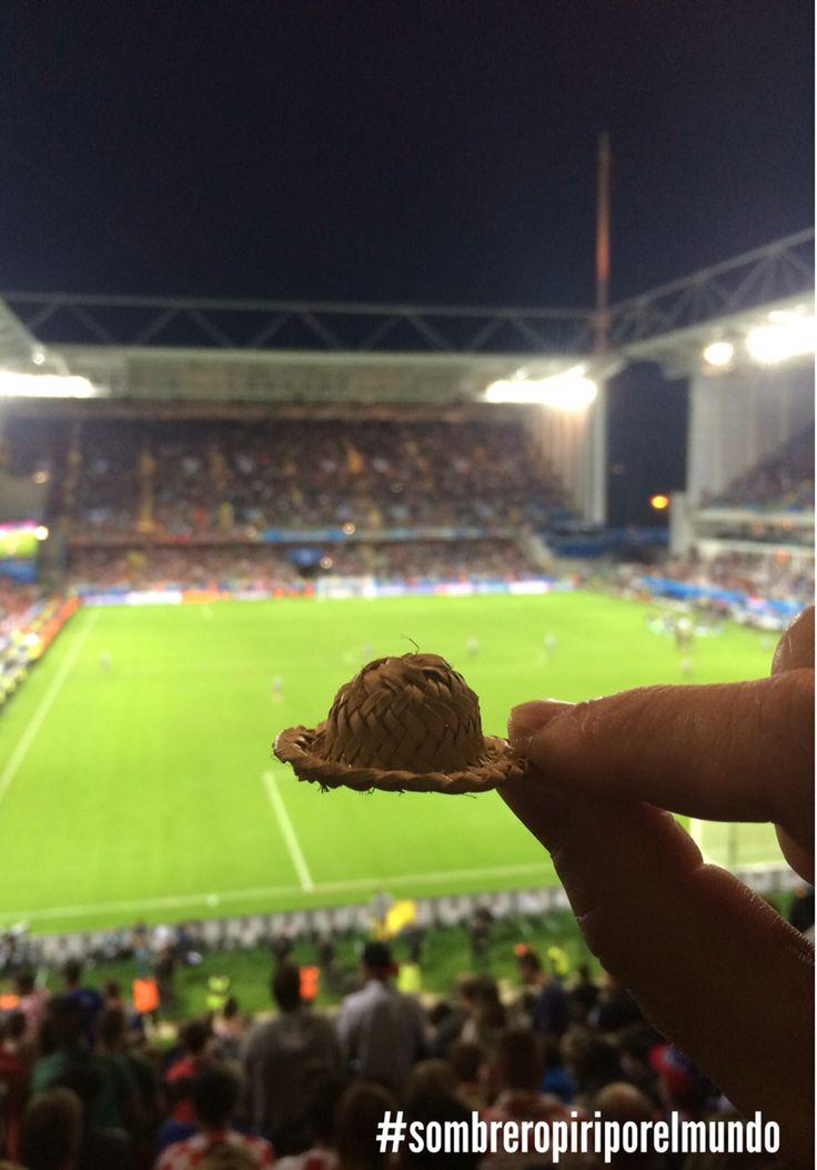 Croacia vs portugal, sombrero por el partido