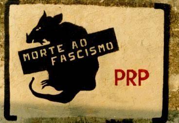 Murais de Abril (foto de António Paixão Esteves cedida pelo Centro de Documentação 25 de Abril)