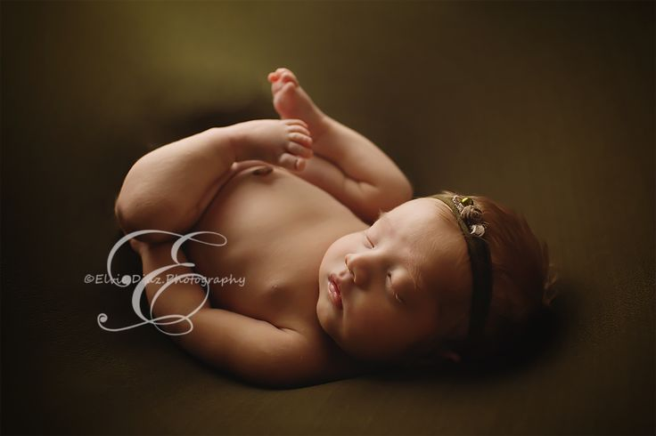 Meet Esmeralda (Chicago Newborn Photography)