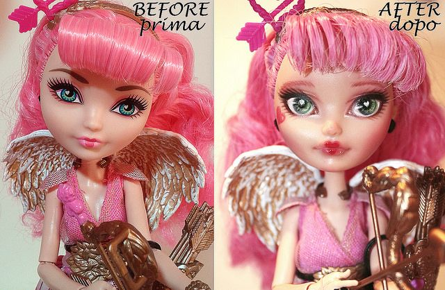 Cupid before after | Flickr – Condivisione di foto!