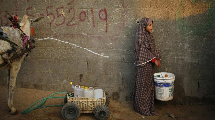 Waiting for Water in Palestine